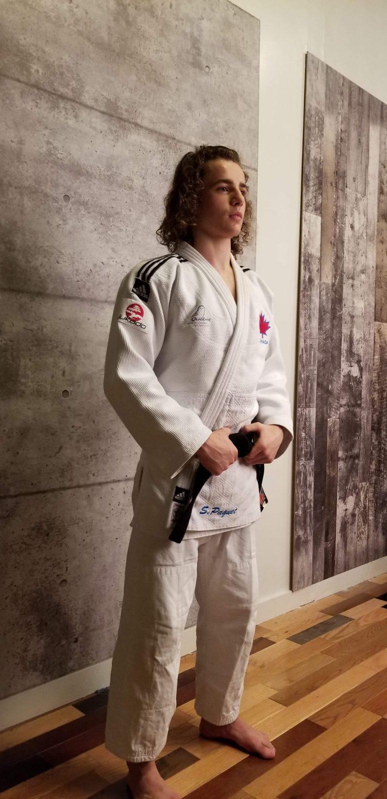 Judo: Une bourse de 500 $ pour Simon Paquet