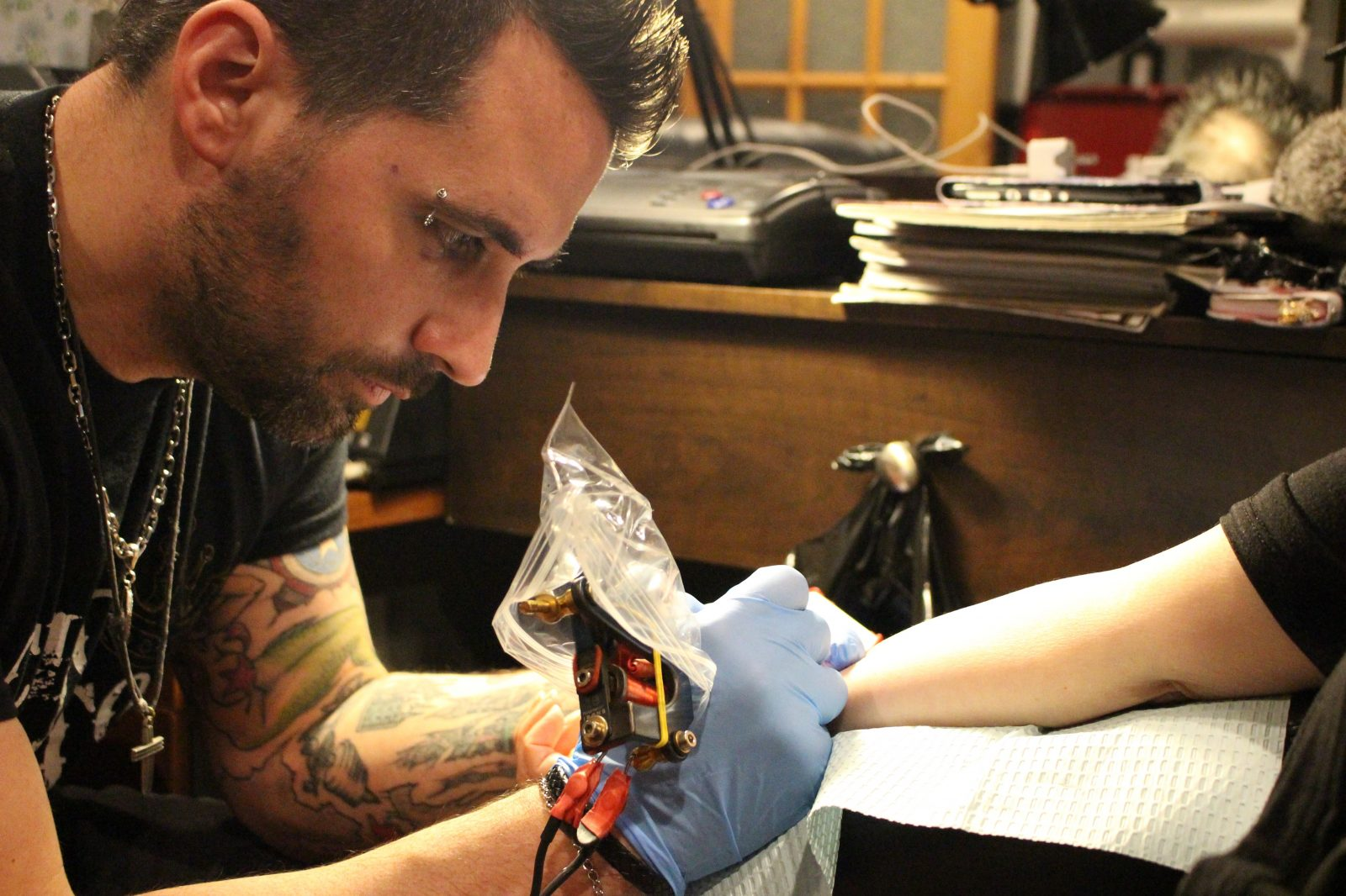 Chic Tattoo lance une formation en tatouage