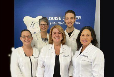 Louise Carrier d.d. et Jérémy Landreville d.d. –  Fabrication Prothèse Dentaire