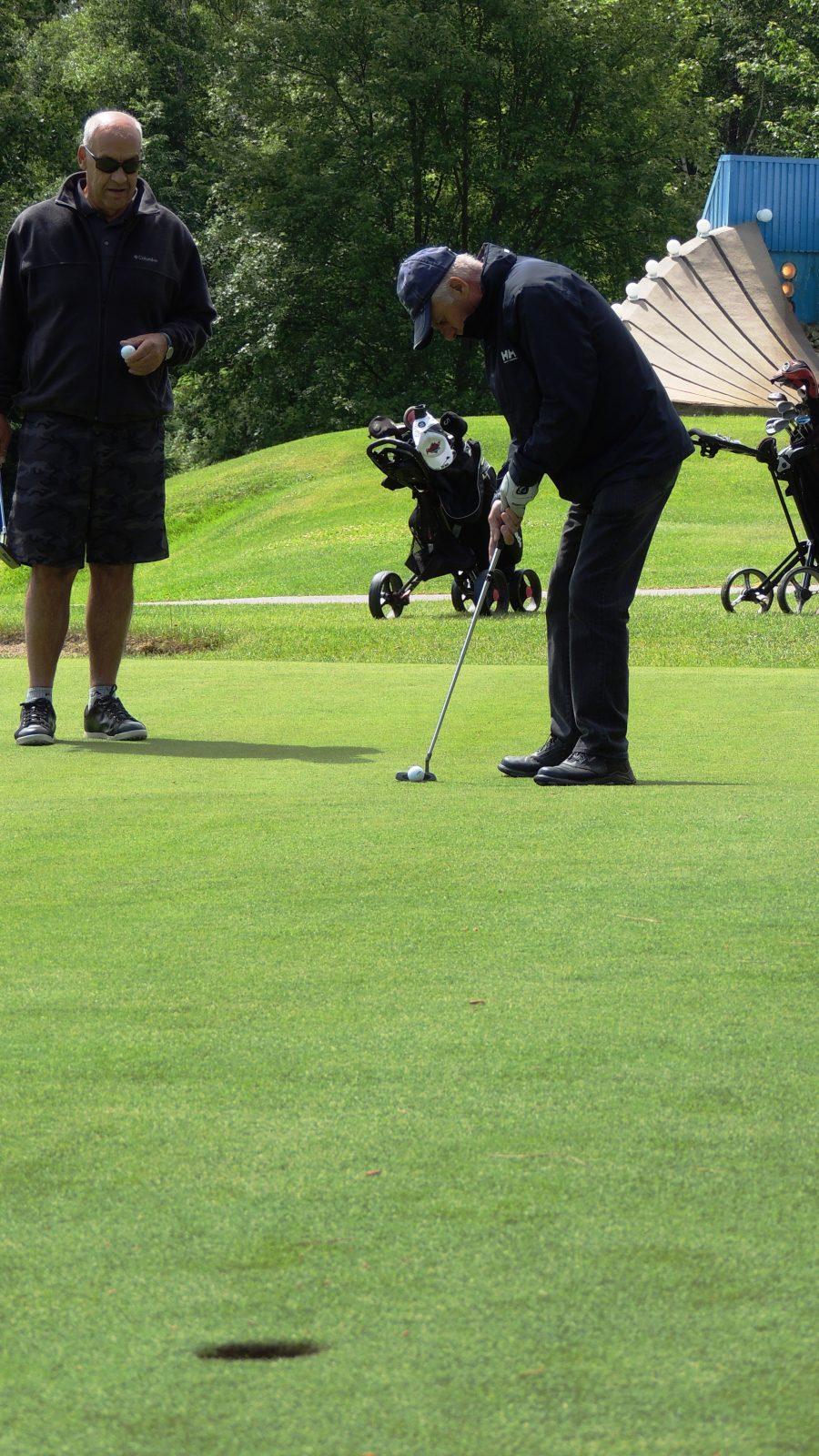 Un achalandage exceptionnel au Club de golf de Dolbeau-Mistassini