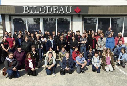 Exportation dans 27 pays – Bilodeau Canada un « Success Stories » grâce aux employés