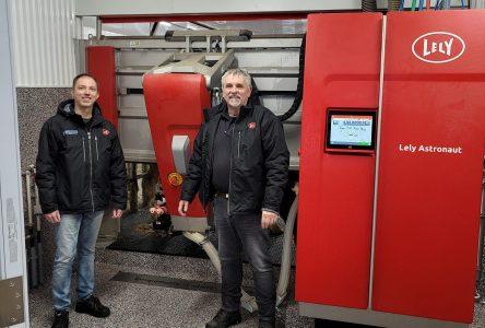 La robotisation agricole en pleine expansion