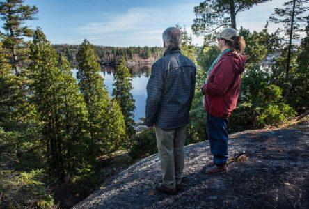 Les Québécois à la découverte de la province