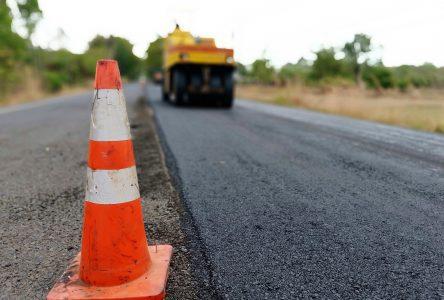 Investissements routiers: une vingtaine de projets dans Maria-Chapdelaine