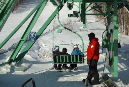 Centres de ski: une saison en dents de scie