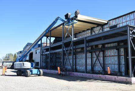 Dolbeau-Mistassini: Hydromec investit plus de 1 M$  à ses installations