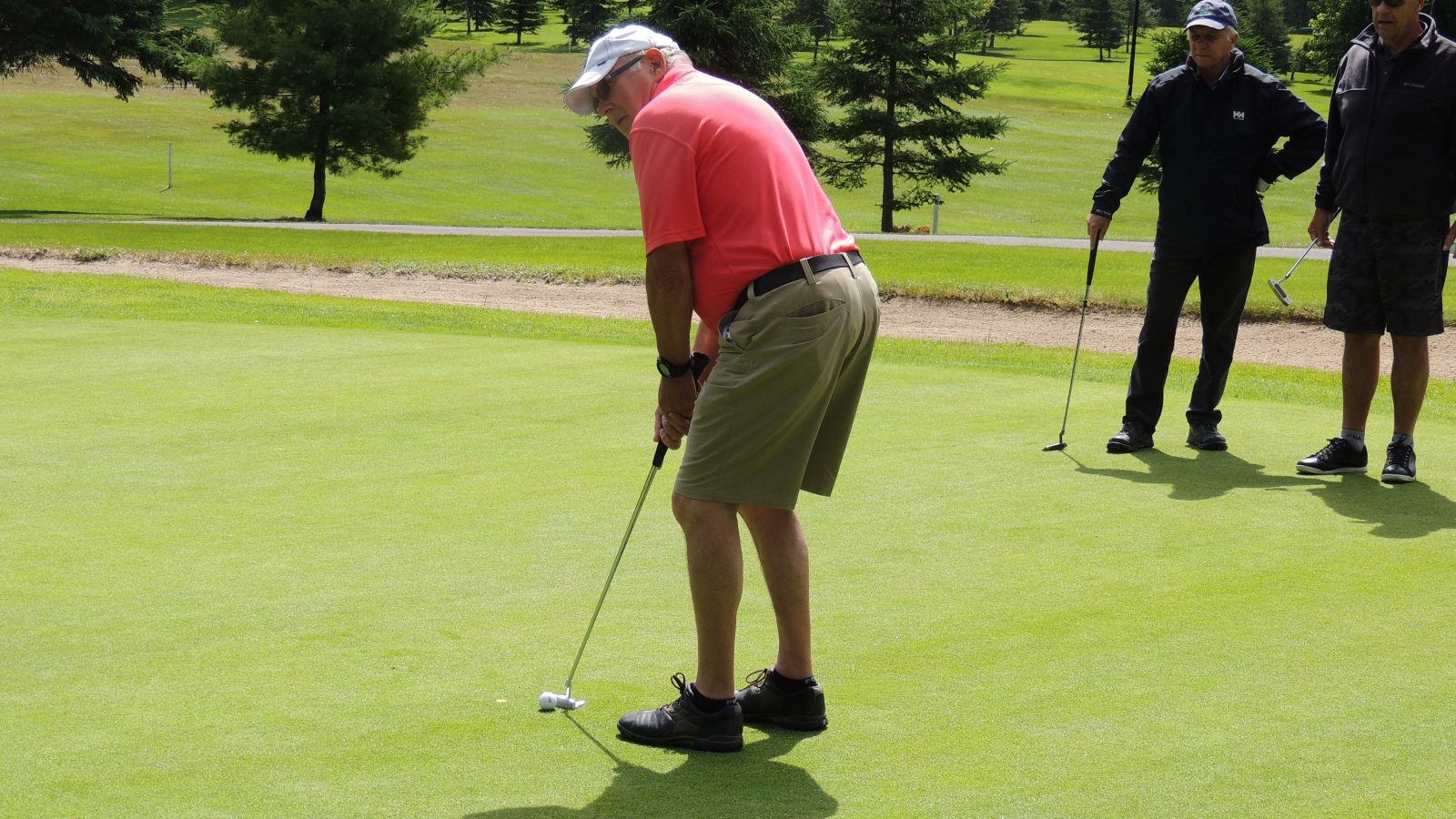 Le Club de golf Dolbeau courtise la jeunesse