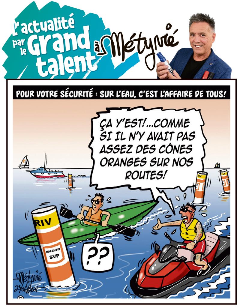 L'actualité par le Grand talent à Métyvié du 23 juin 2021