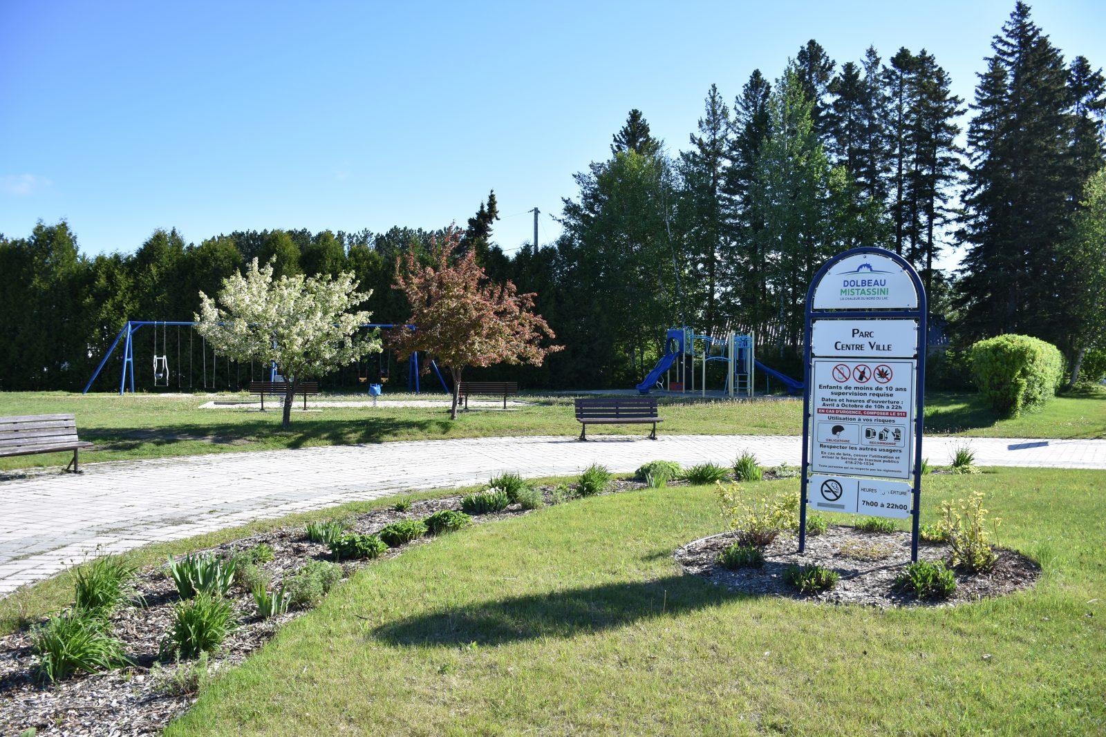 Parcs et espaces verts: la population bientôt consultée