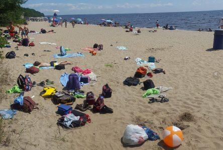 Un audit de sécurité pour les plages de Dolbeau-Mistassini