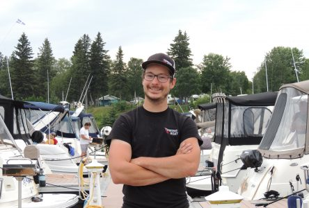 Lac Saint-Jean : Towing Boat vient à la rescousse des plaisanciers