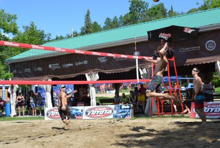 La Classique de volleyball de retour au Site de la Chute à l'Ours