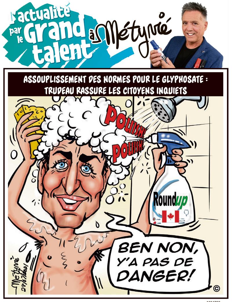L'actualité par le Grand talent à Métyvié du 28 juillet 2021