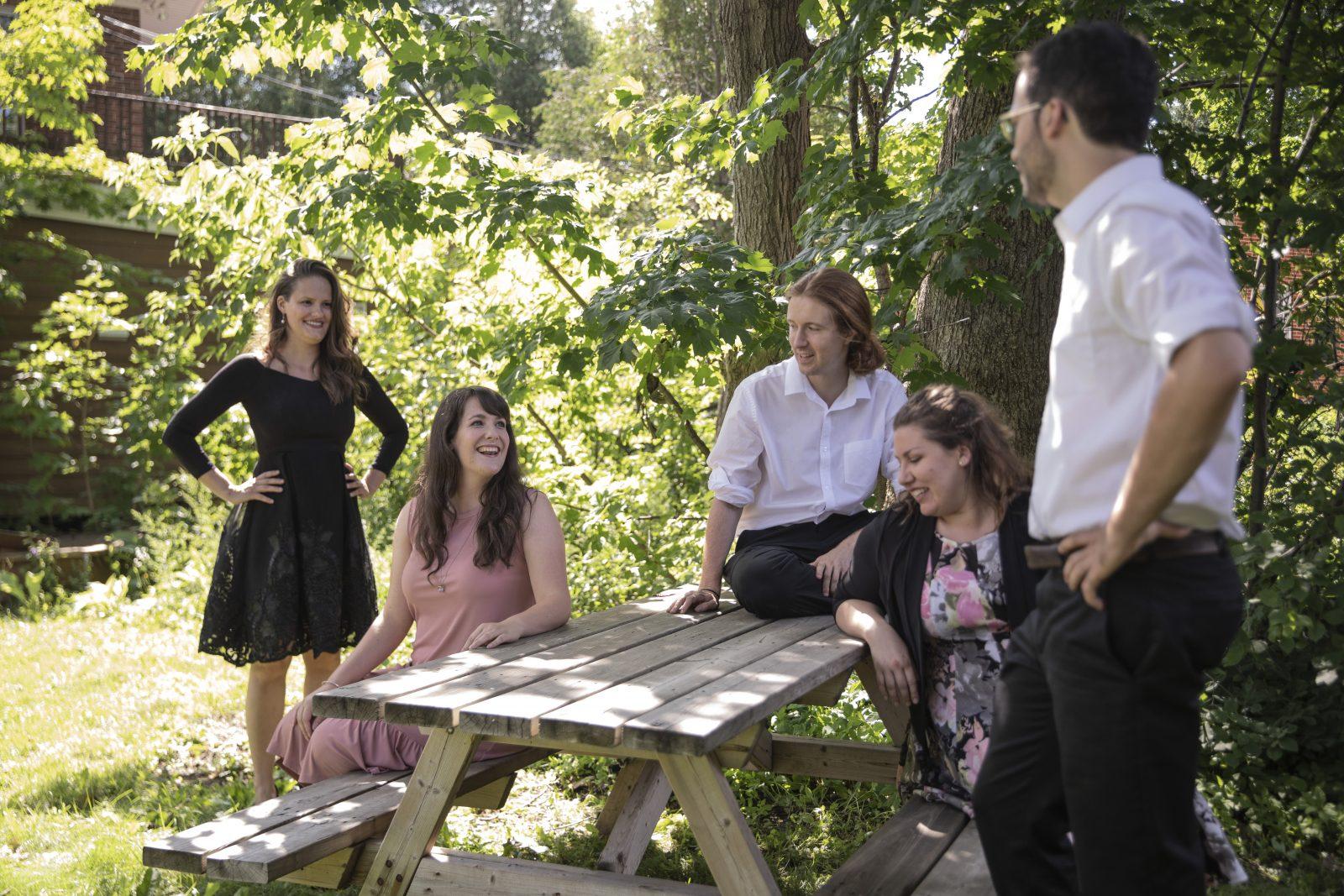 L'Ensemble Renouveau à Vauvert le 8 août: La musique classique sous un autre angle