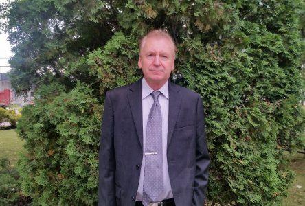 Mairie de Normandin : Marc Boivin sur les rangs
