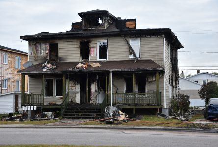 Collecte de fonds en cours pour les sinistrés de l'incendie sur Wallberg