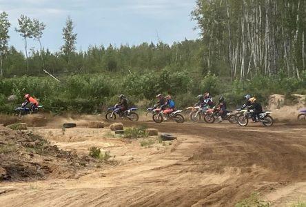 Cinquième manche du Championnat régional de motocross: Le Circuit MX de Girardville fait vibrer les spectateurs