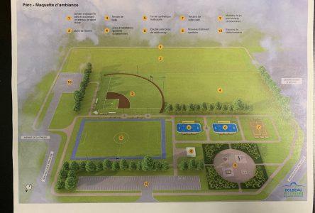 Un parc multisports de 3,3 M$ sur le site du Western