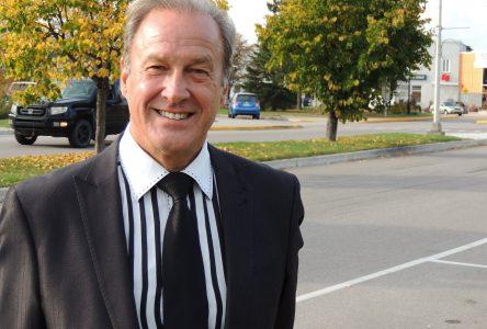 Nouveau maire de Dolbeau-Mistassini: André Guy est prêt à relever le défi
