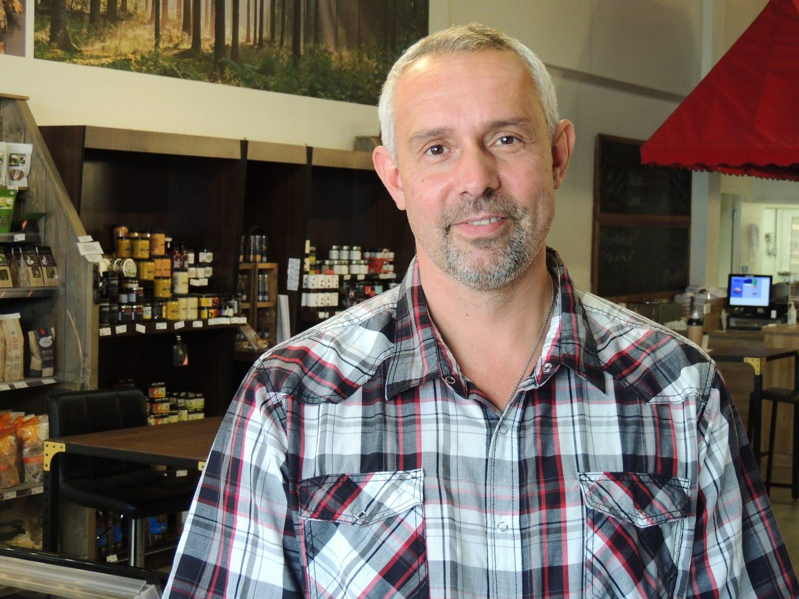 Parcours atypique du nouveau maire de Girardville: Vincent Beckert, de l'Alsace au Lac