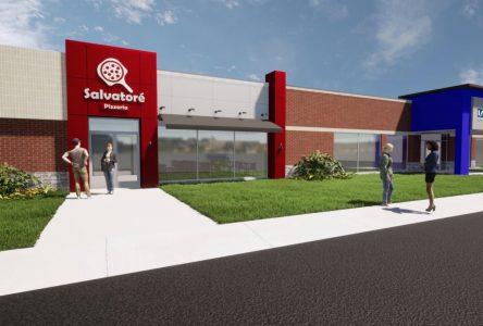 Le premier au Lac-Saint-Jean en février 2022: Pizza Salvatoré ouvrira un resto à Dolbeau-Mistassini
