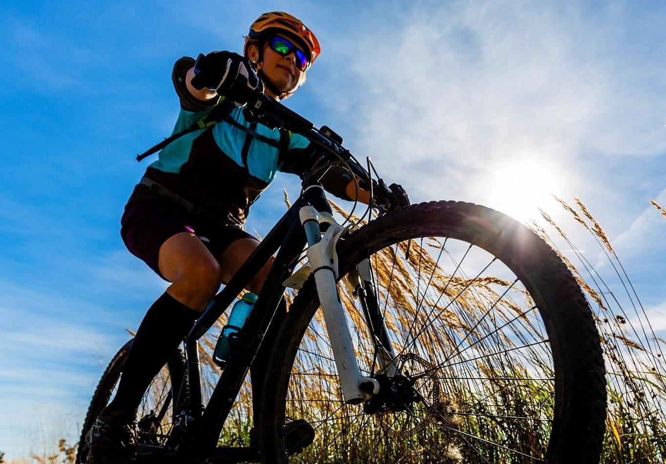 Do-Mi-Ski: explosion du nombre de cyclistes dans les sentiers