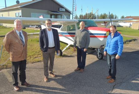 L'Aérodrome Lac-Saint-Jean prend son envol